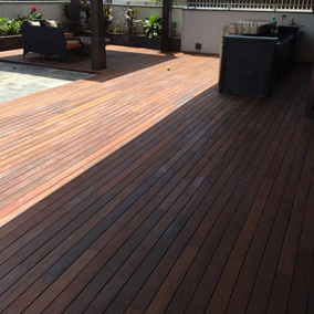 outdoor wood deck tiles