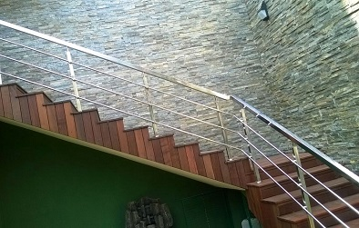 IPE PLANKS-STAIRCASE