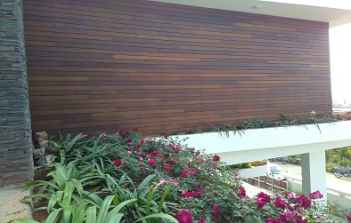 IPE PLANKS-WALL CLADDING